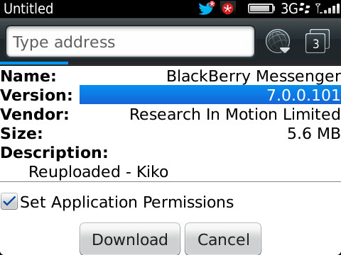 Download bbm 2. 1. 1. 64 (free) for iphone os.