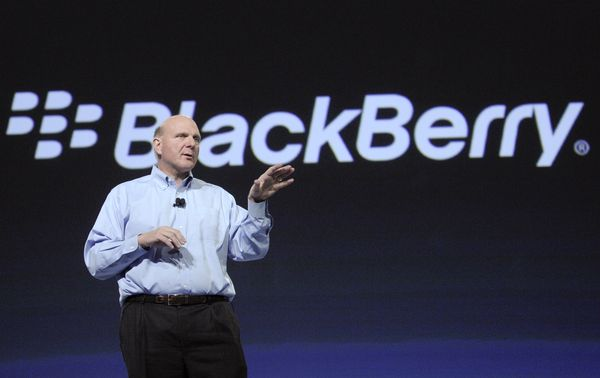 Microsoft CEO Steve Ballmer opens fire at Android, iOS-balmerberry.jpg