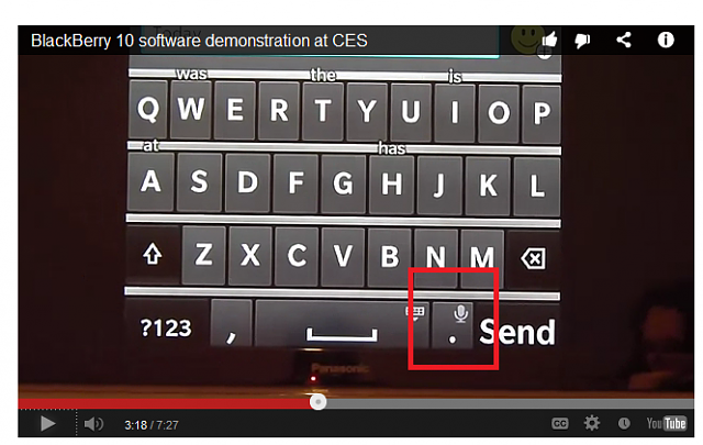 BlackBerry 10 software demonstration at CES - courtesy Phonearena-voice-control.png