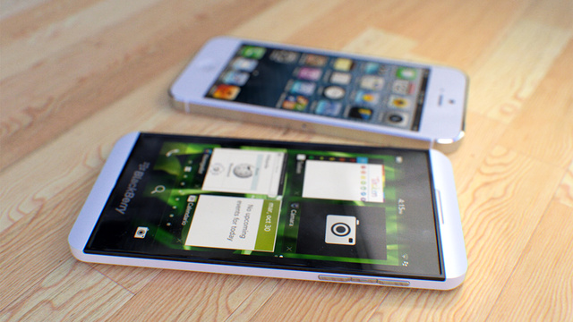 Article from Gizmodo: Sorry Apple, the BlackBerry Z10 Is Hotter Than the iPhone-xlarge-3-.jpg