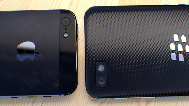 Article from Gizmodo: Sorry Apple, the BlackBerry Z10 Is Hotter Than the iPhone-xlarge-4-.jpg