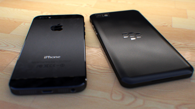 Article from Gizmodo: Sorry Apple, the BlackBerry Z10 Is Hotter Than the iPhone-xlarge-5-.jpg
