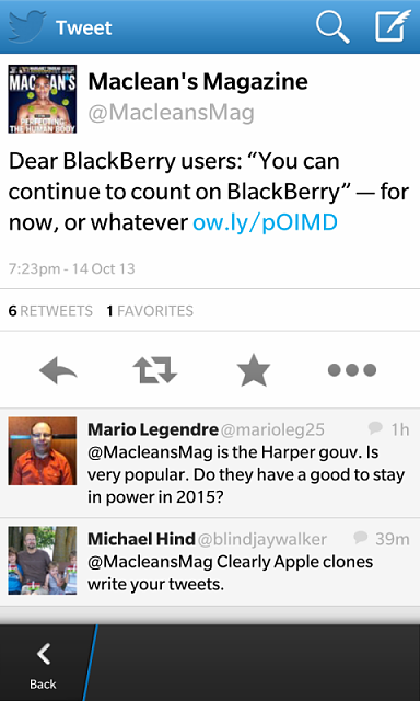 MacLean's magazine sarcastic twitter response to BB letter.-img_00000902.png
