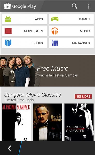 Found these online... Pics of Play Store on Z10-play-store.png