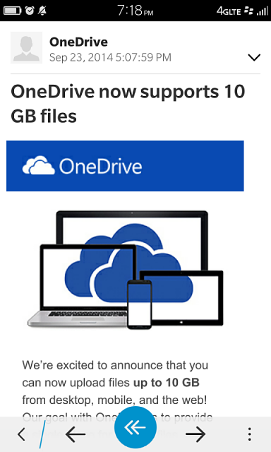 Get 15 GB of FREE storage with OneDrive by enabling Camera Backup-img_20140923_191828.png