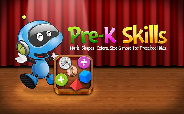Pre-K Skills: Math, Shapes, Colors, Size & more for Preschool kids-featured.jpg