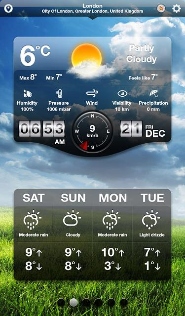Weather+ HD - World Weather Reports & Forecasts for BlackBerry PlayBook-01.jpg