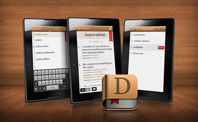 Dictionary+ : English Dictionary & Thesaurus for BlackBerry PlayBook-featured_pb.jpg
