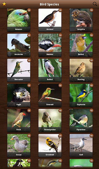 Bird Calls Bird Guide with 2000+ Songs & Sounds for BlackBerry