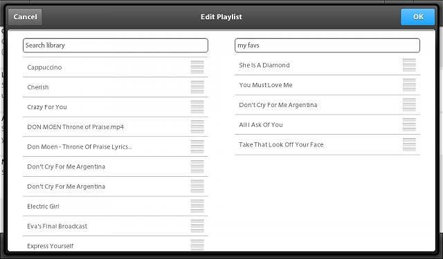 New app: Think-4-U Music Player-11_playlist_ui_1.jpg