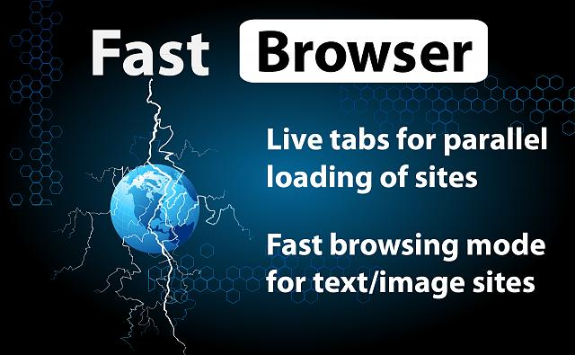 New app: Fast Browser-splashscreen.jpg
