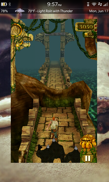the most related search results for Temple Run 2 For Blackberry Tab