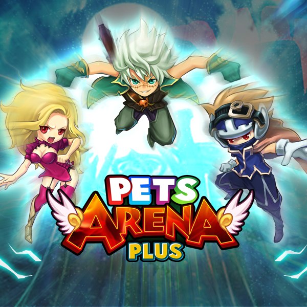 Mobile game suggestions [Fantasy Fighter] & [Pets Arena Plus]-intro-2.jpg