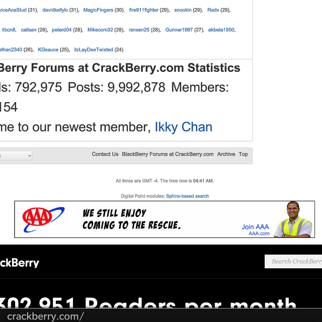 Wow... We're closing in on TEN MILLION forum posts on CrackBerry!-img_20140606_044212.png