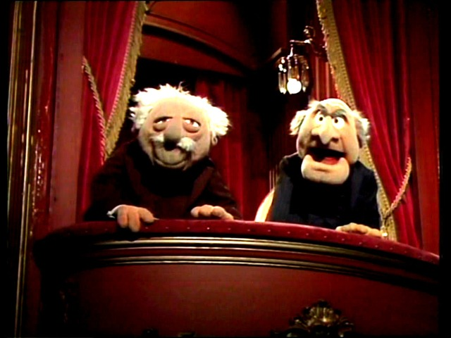 Official everyfin' to do with PlayBook hijack thread?-statler_and_waldorf.jpg
