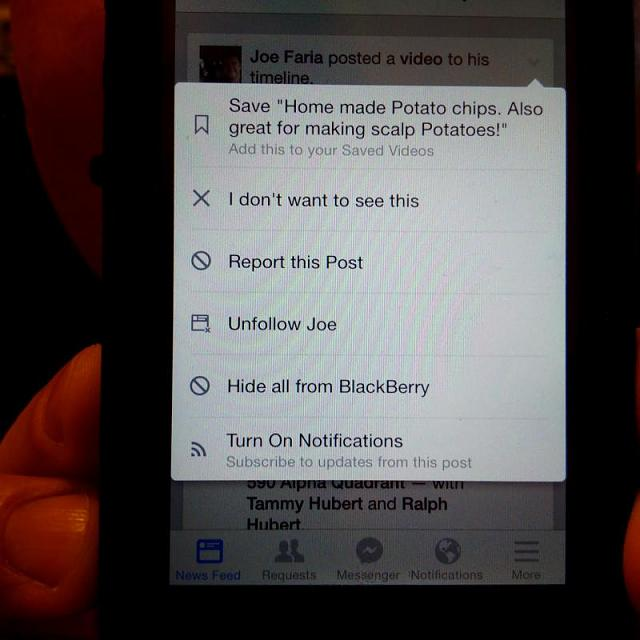 Facebook on IOS option to unfollow BlackBerry device!-img_20150131_170708.jpg