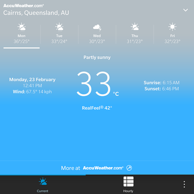 (Humour) Weather getting bad and other strange issues since 10.3.1 upgrade-img_20150223_124158.png
