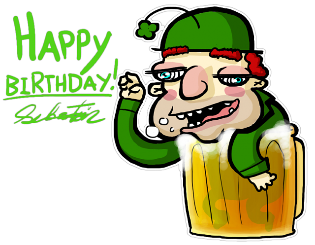 Official everyfin' to do with PlayBook hijack thread?-birthday_leprechaun_brew_by_secv.png