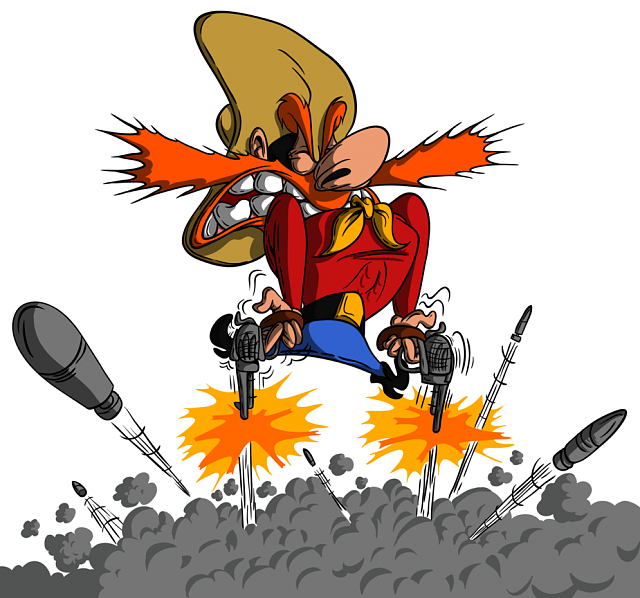 Official everyfin' to do with PlayBook hijack thread?-pc__yosemite_sam_by_lotusbandicoot-d707gc3.png