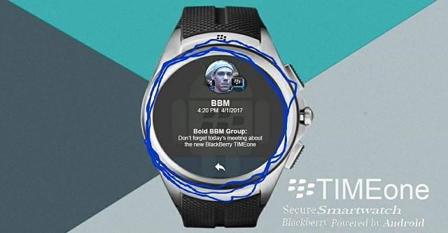 Chen announces the BlackBerry TIMEone secure smartwatch (Humor)-360462.jpg