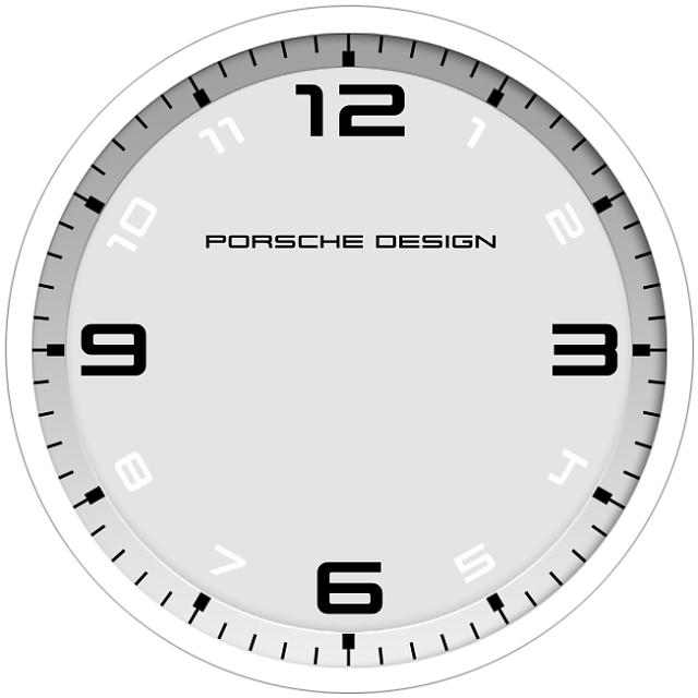 Porsche Design Clock App Blackberry Forums At Crackberry Com
