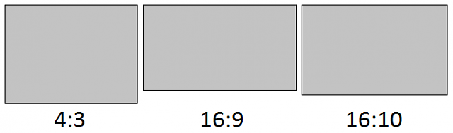 how to change a games aspect ratio