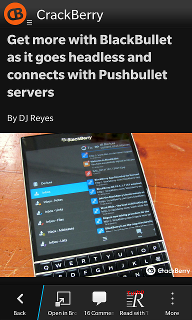 HOW TO: CB10 news alerts in Hub via BlackBullet-img_20141214_222116.png