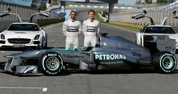 team bb mercedes f1 pictures thread - blackberry forums at