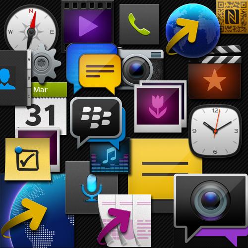 icon - HTML5/WebWorks for BB10 - BlackBerry Developer